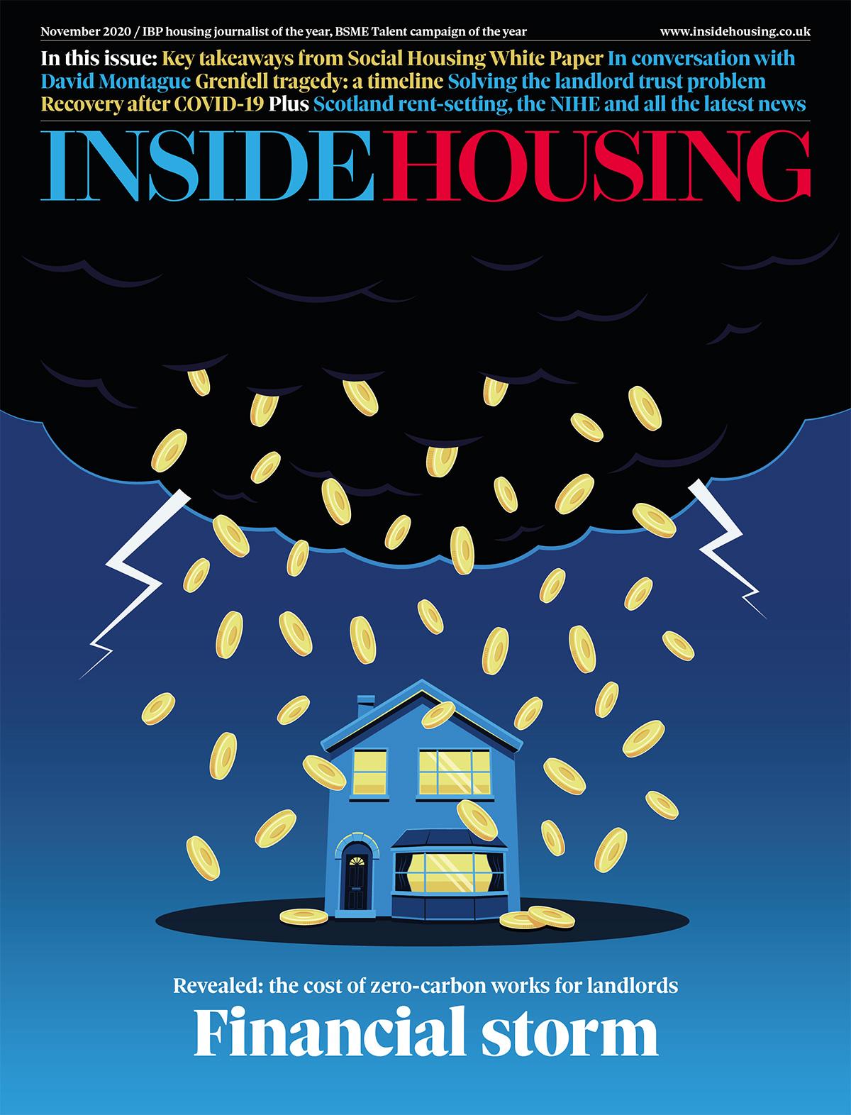 Inside Housing Digital Edition – November 2020