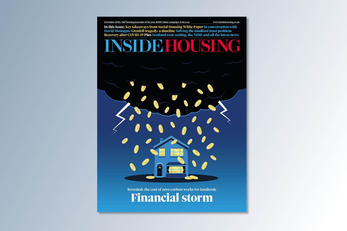 November 2020 digital edition of Inside Housing out now