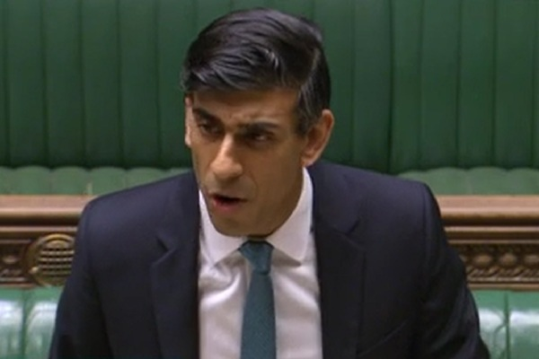 Budget 2021: Sunak confirms help for first-time buyers and Universal Credit uplift extension