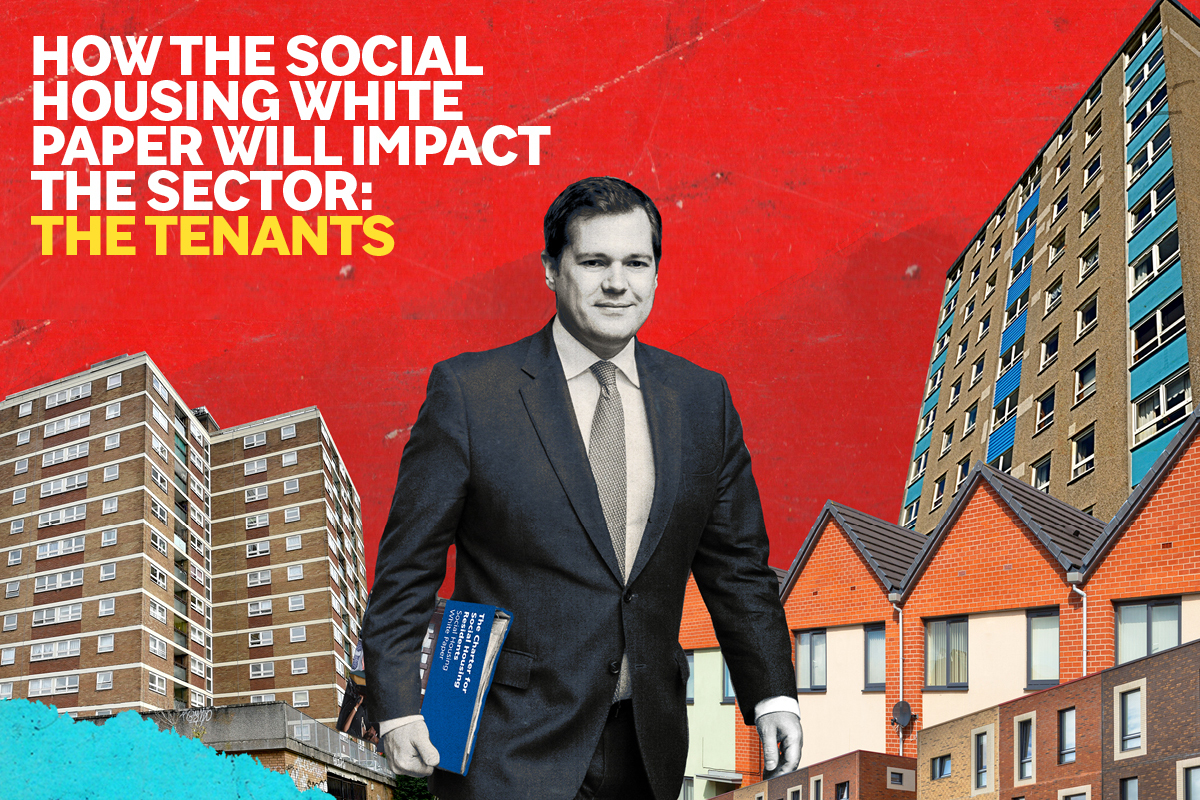 How the Social Housing White Paper will impact the sector: the tenants