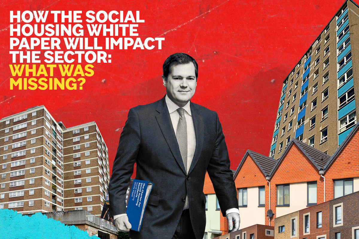 The Social Housing White Paper: what was missing?