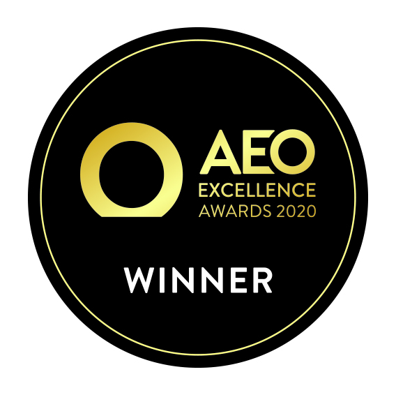 Housing wins best conference at the AEO awards