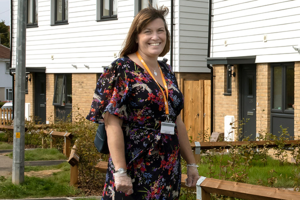 15 minutes with… Emma Palmer, chief executive of Eastlight Community Homes