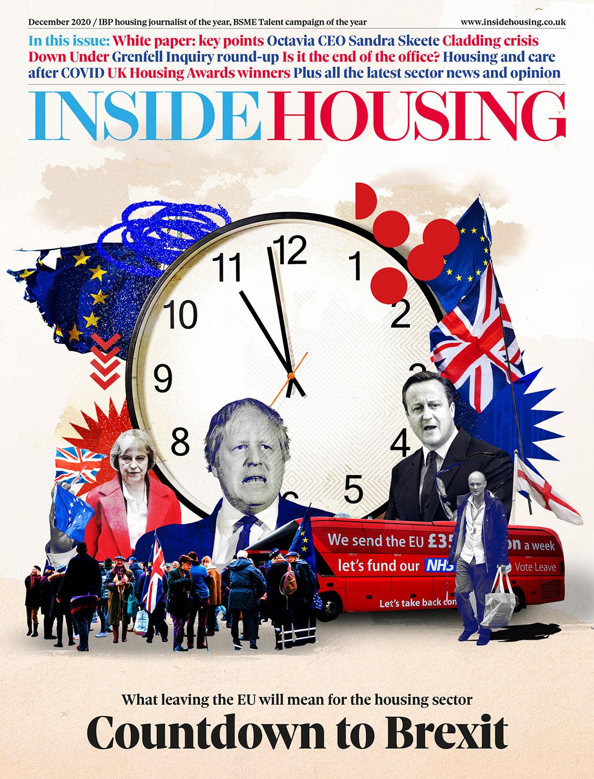 Inside Housing Digital Edition – December 2020