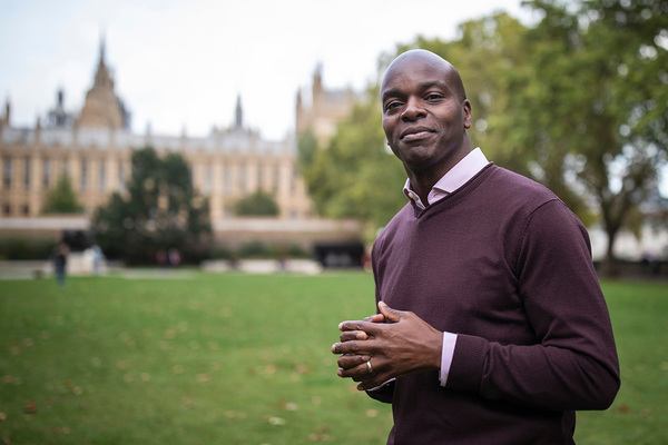 Shaun Bailey's pitch to London