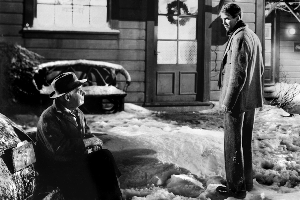 It's a Wonderful Life has some lessons for the UK as it deals with the pandemic (picture: Alamy)