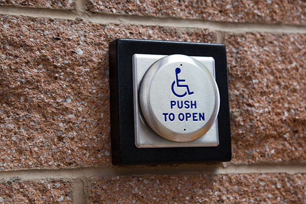 Only 9% of homes in England provide the four basic accessibility features to be deemed 'visitable' (picture: Getty)