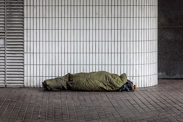 London and Greater Manchester vow not to co-operate with plan to deport rough sleepers