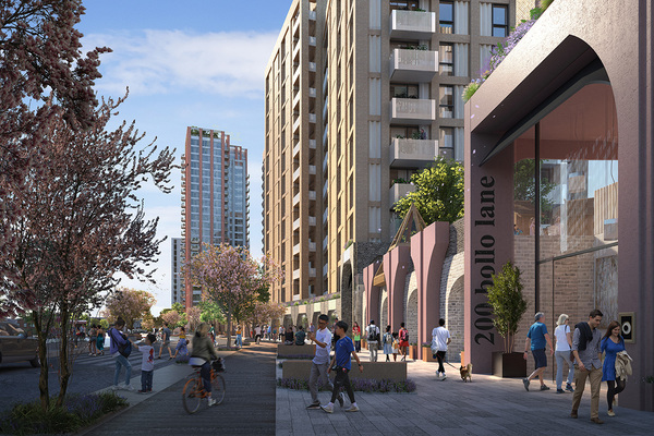 TfL given green light for largest residential development to date
