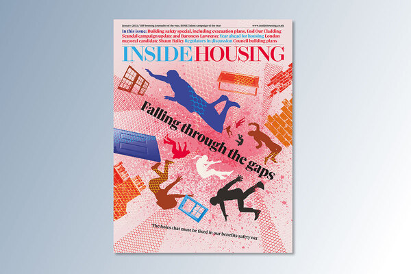 January 2021 digital edition of Inside Housing out now