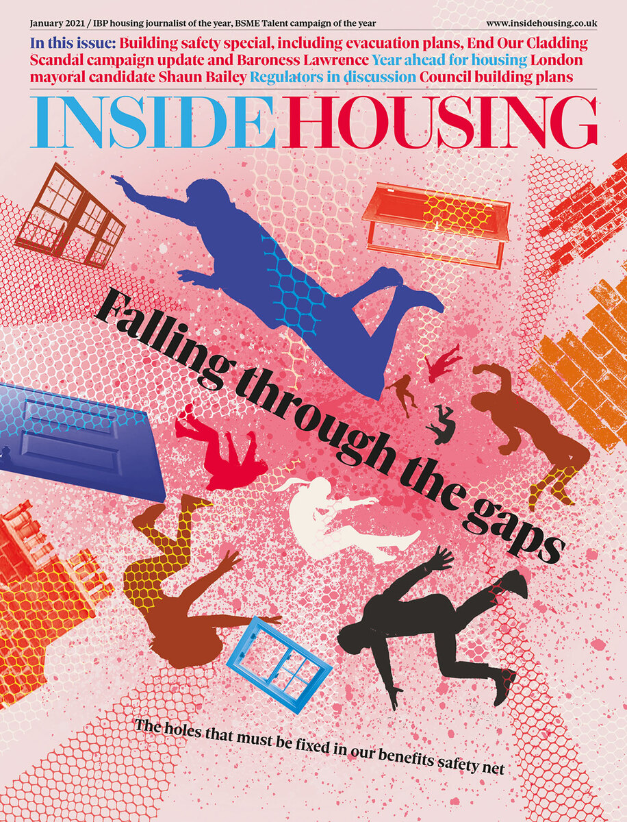Inside Housing Digital Edition – January 2021