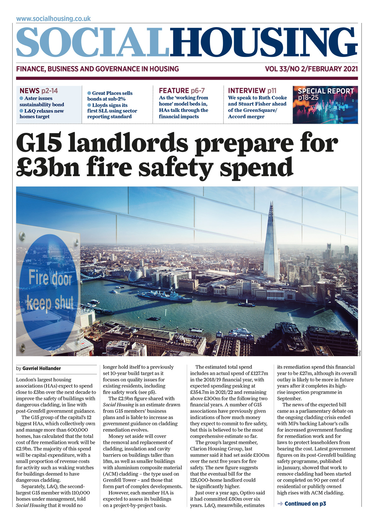 Social Housing Digital Edition – February 2021