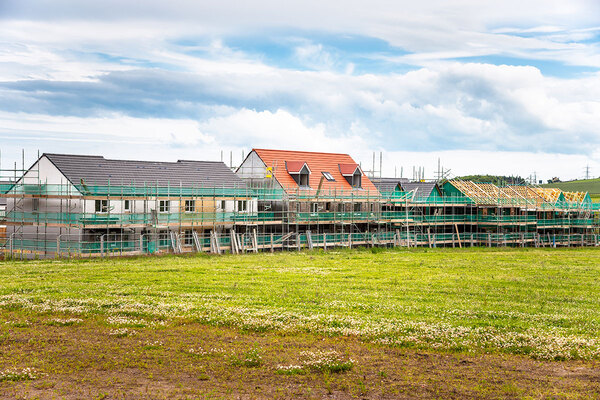 Large housing association invests £50m on new land-led scheme