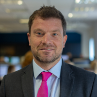 Richard Blakey, executive director of finance & resources, Settle Group