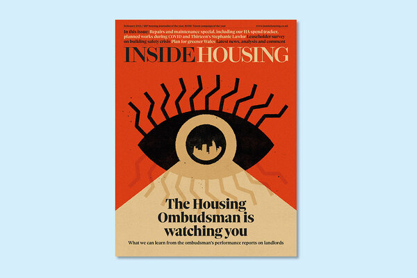 February 2021 digital edition of Inside Housing out now