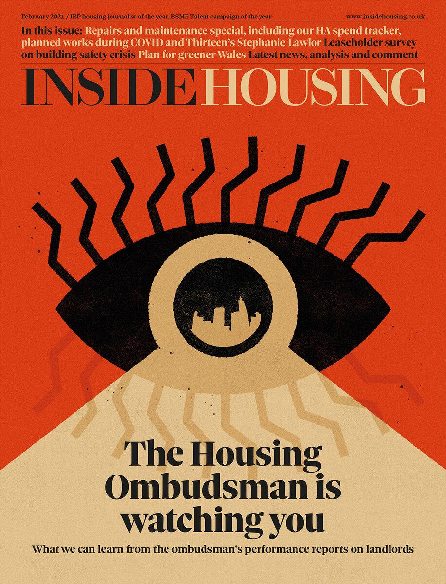 Inside Housing Digital Edition – February 2021