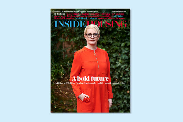 March 2021 digital edition of Inside Housing out now