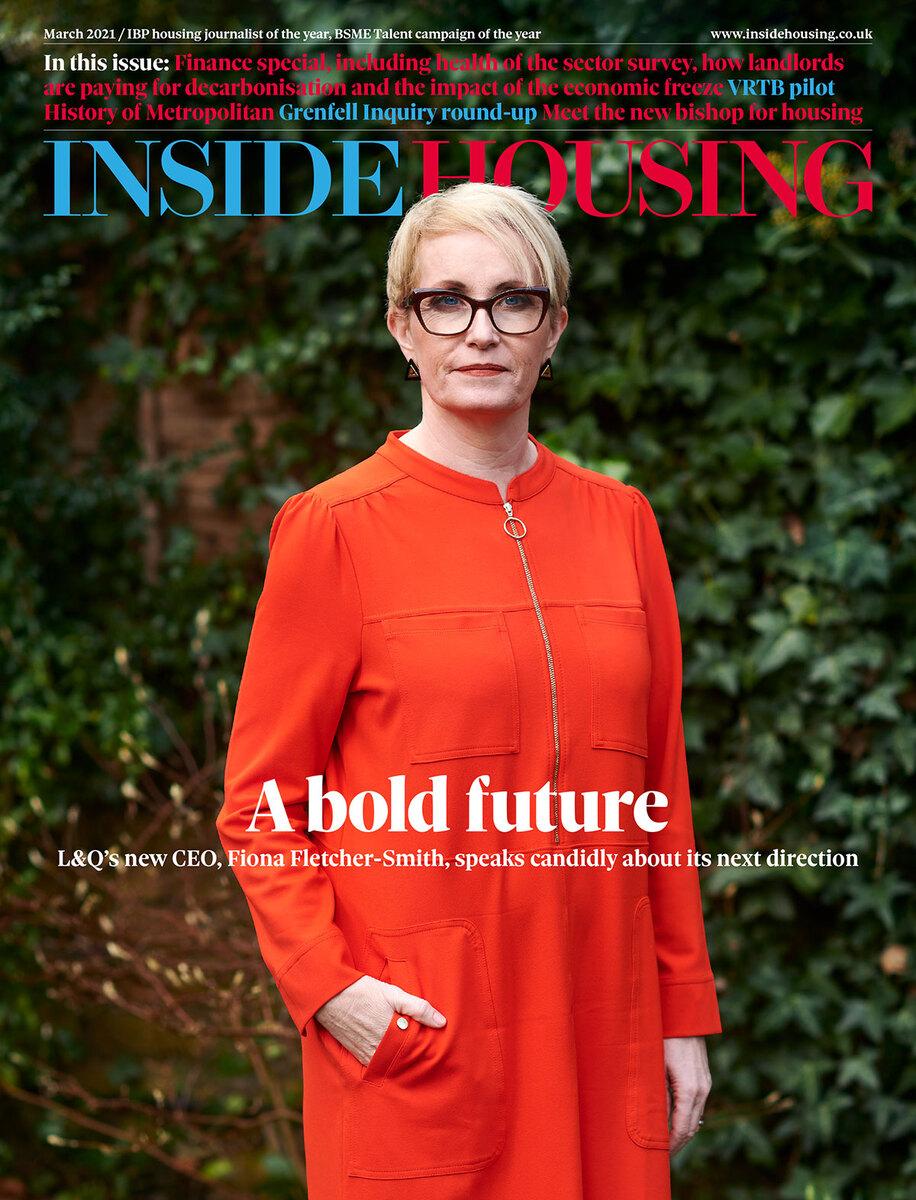 Inside Housing Digital Edition – March 2021
