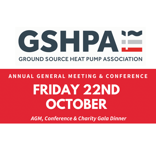 GSHPA Annual General Meeting and Conference