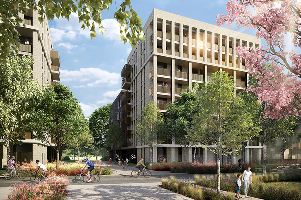 G15 landlord gets green light for 1,600-home London hospital development