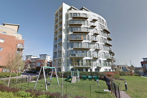 Leaseholders call for Kingspan to pay for removal of Grenfell insulation from blocks