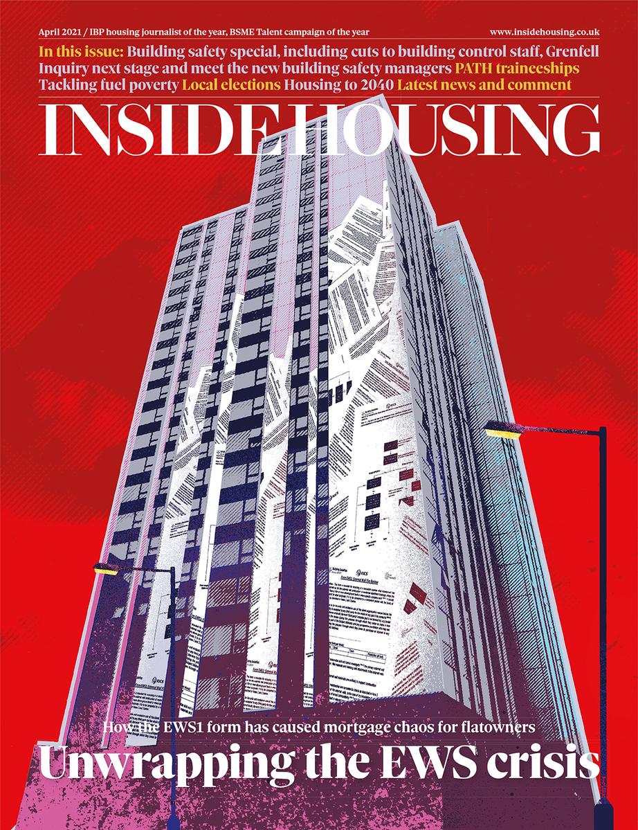 Inside Housing Digital Edition – April 2021