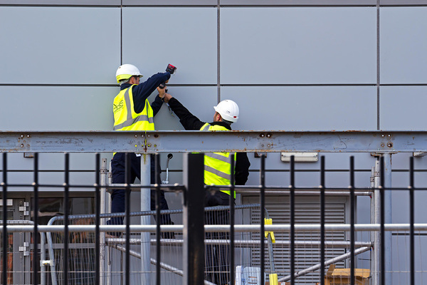 Paul Nash says the issue of fire safety and cladding remediation is immediate, but this diverts funding from other improvement works (picture: Alamy)