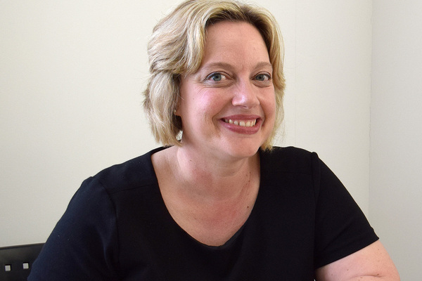 15 minutes with… Ruth Cooke, chief executive of GreenSquareAccord