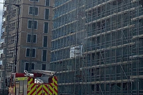 Hundreds of workers evacuated after fire hit major MTVH regeneration site