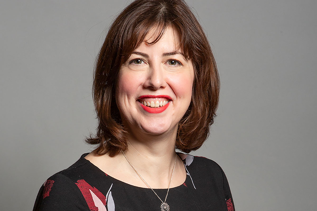 Labour's shadow housing minister Lucy Powell