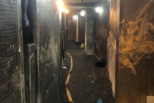New Providence Wharf fire: smoke detection system in block failed during fire