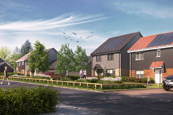 Etopia Homes are one of the first housebuilders to commit to net zero using EDGE'