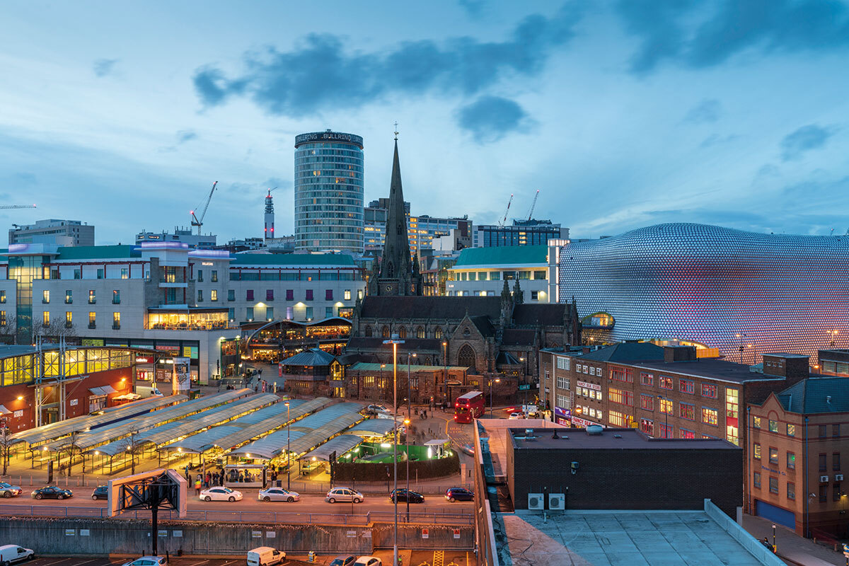 Birmingham Council to spend £62m building affordable housing