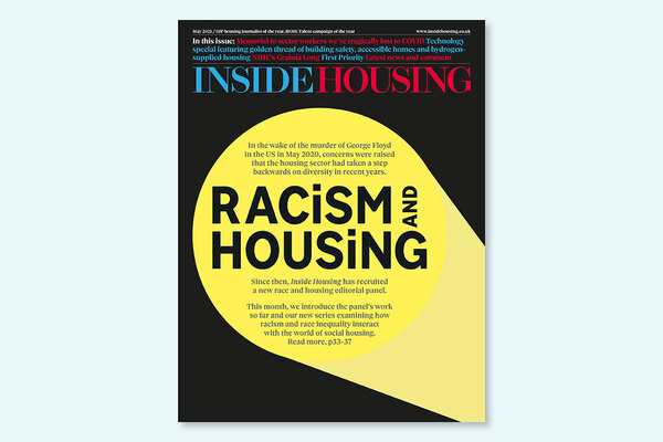 May 2021 digital edition of Inside Housing out now
