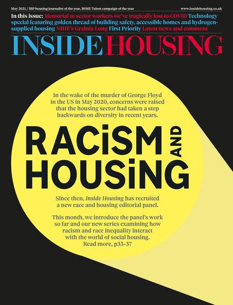 Inside Housing Digital Edition – May 2021
