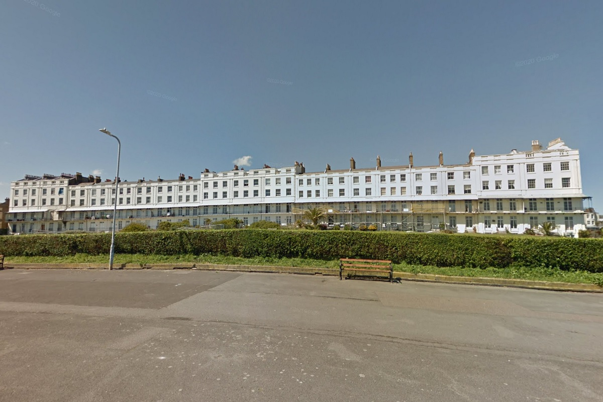The Royal Crescent is a Grade II-listed building in Ramsgate (picture: Google Street View)