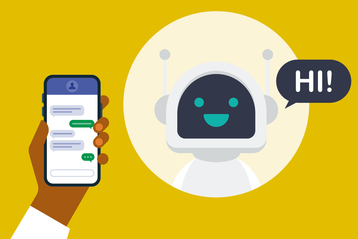 Chatbots will enable residents to receive answers to queries at any time of day and leave staff free to focus on other issues (picture: Getty)