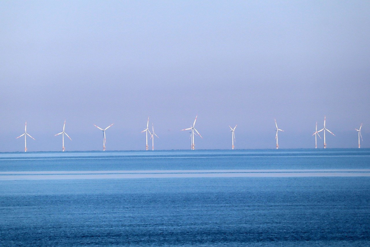 Wind Turbine Project Manufacturing Investment