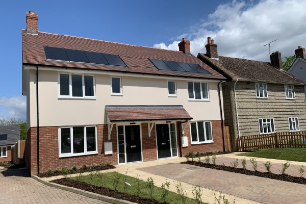 CHP delivers new eco-friendly homes in Great Waltham