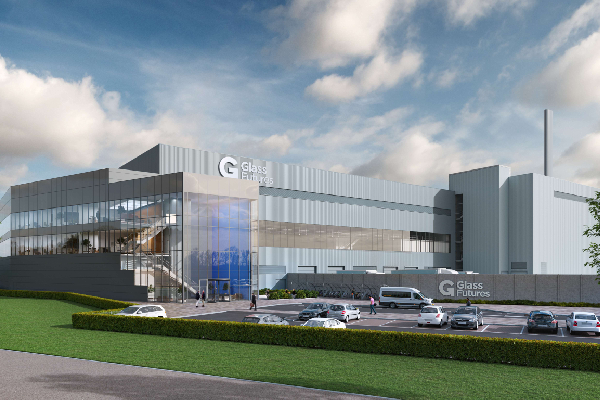 Planning permission granted for £54m Glass Futures development