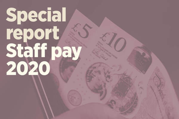 Special report: Average pay at UK's largest associations rises 3.6%