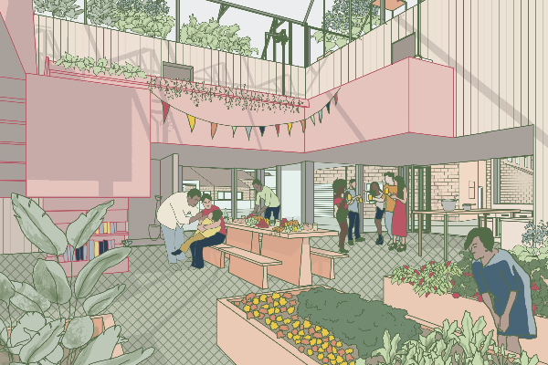 The Home of 2030 Young Persons' Design Challenge Report