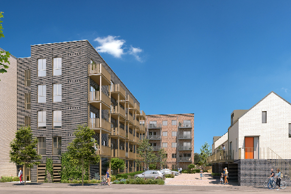 Planning permission granted for new Cambridge Investment Partnership homes