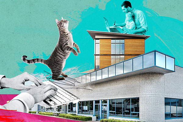 Working it out: how the sector is embracing the hybrid office model in a post-pandemic world