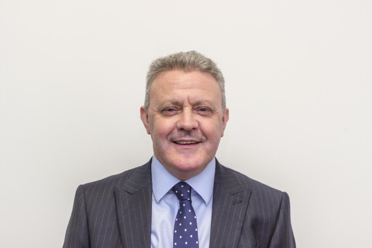Tony Cahill, executive director, property - Livv Housing Group