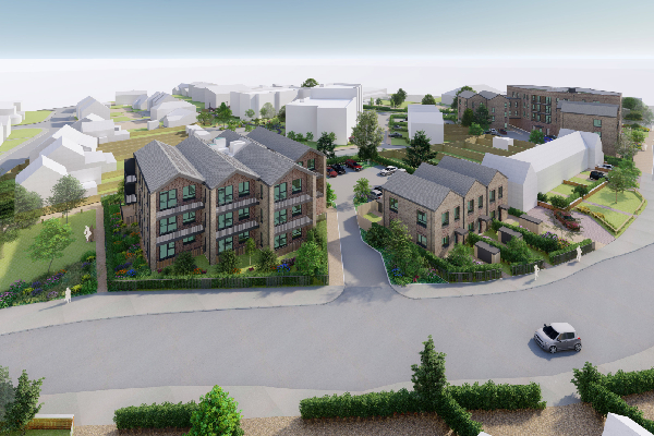 Cambridge Investment Partnership submits planning application for new sustainable Cambridge development