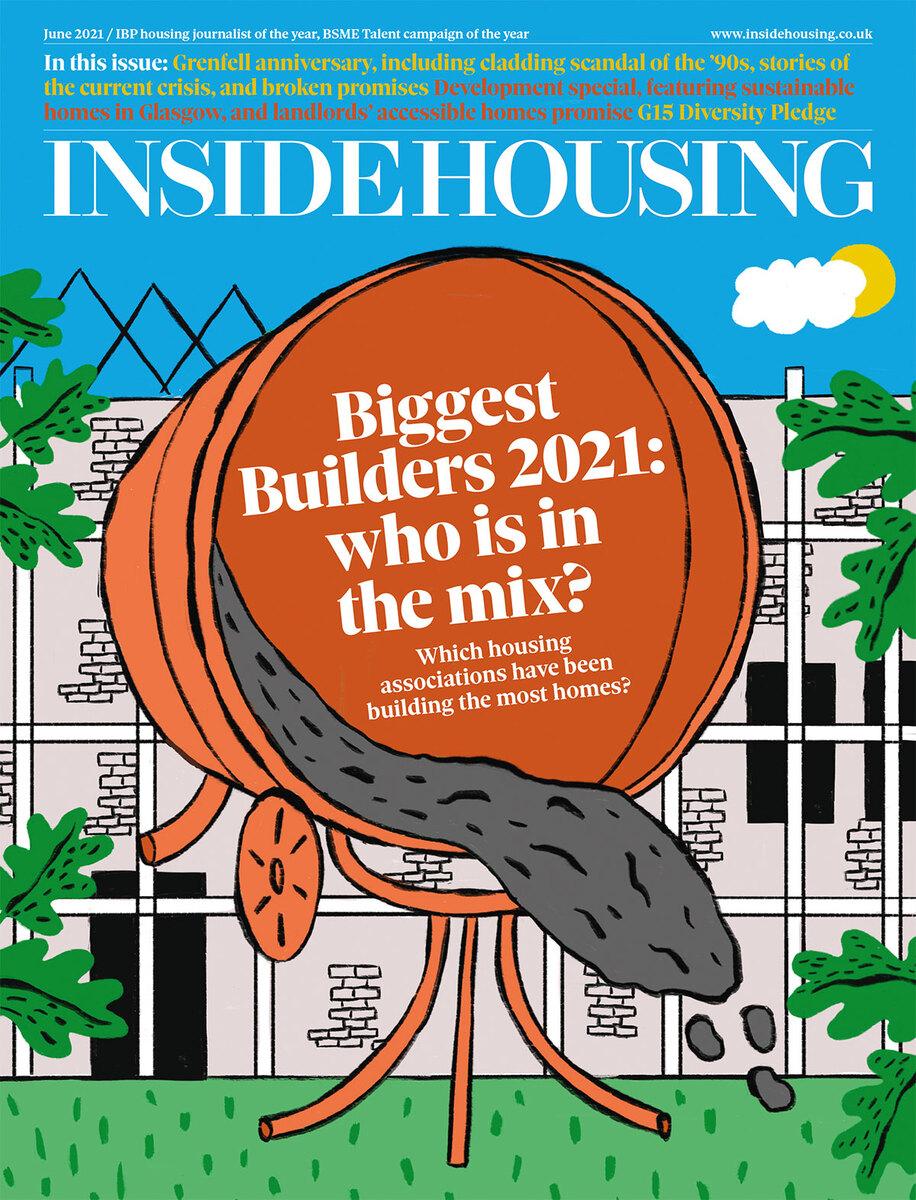 Inside Housing Digital Edition – June 2021