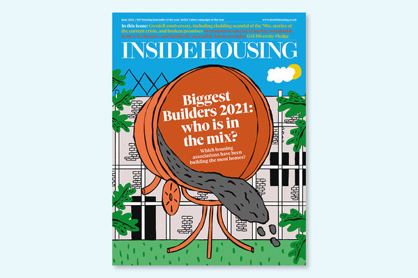 June 2021 digital edition of Inside Housing out now