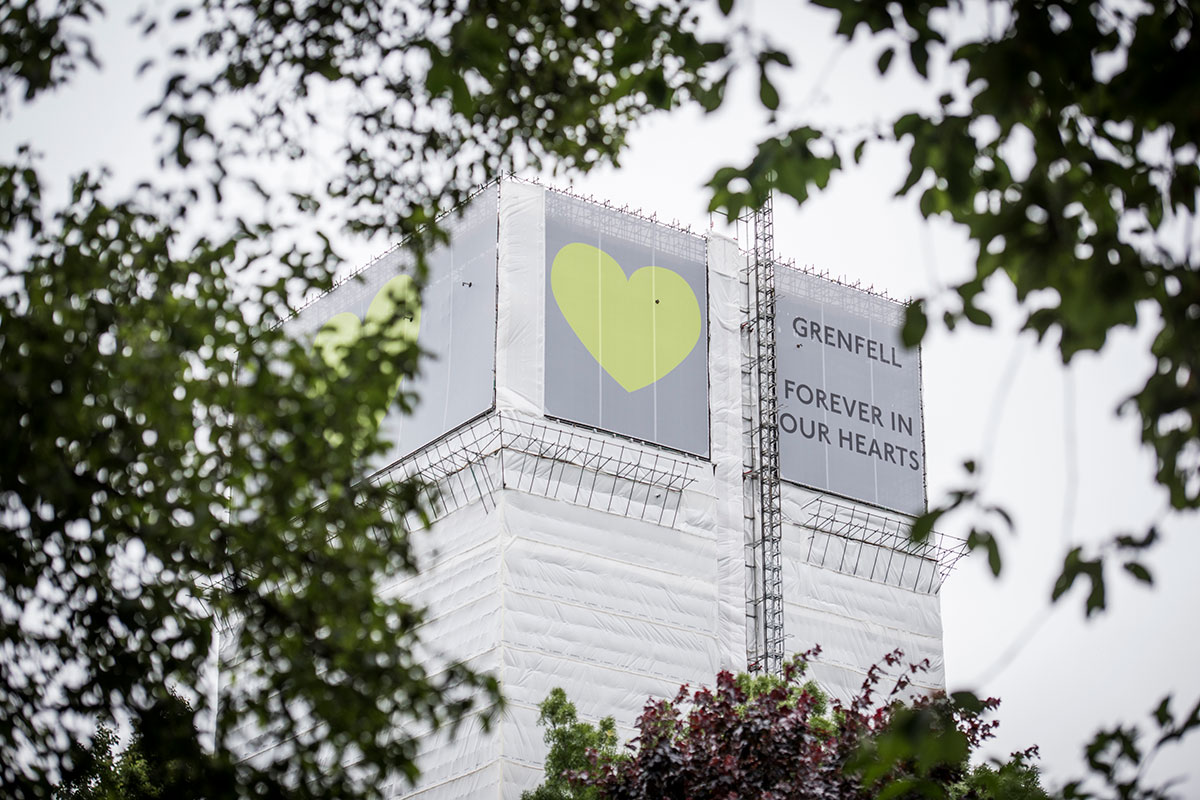 Grenfell anniversary, the housing crisis and football – what #UKhousing has been tweeting about in June