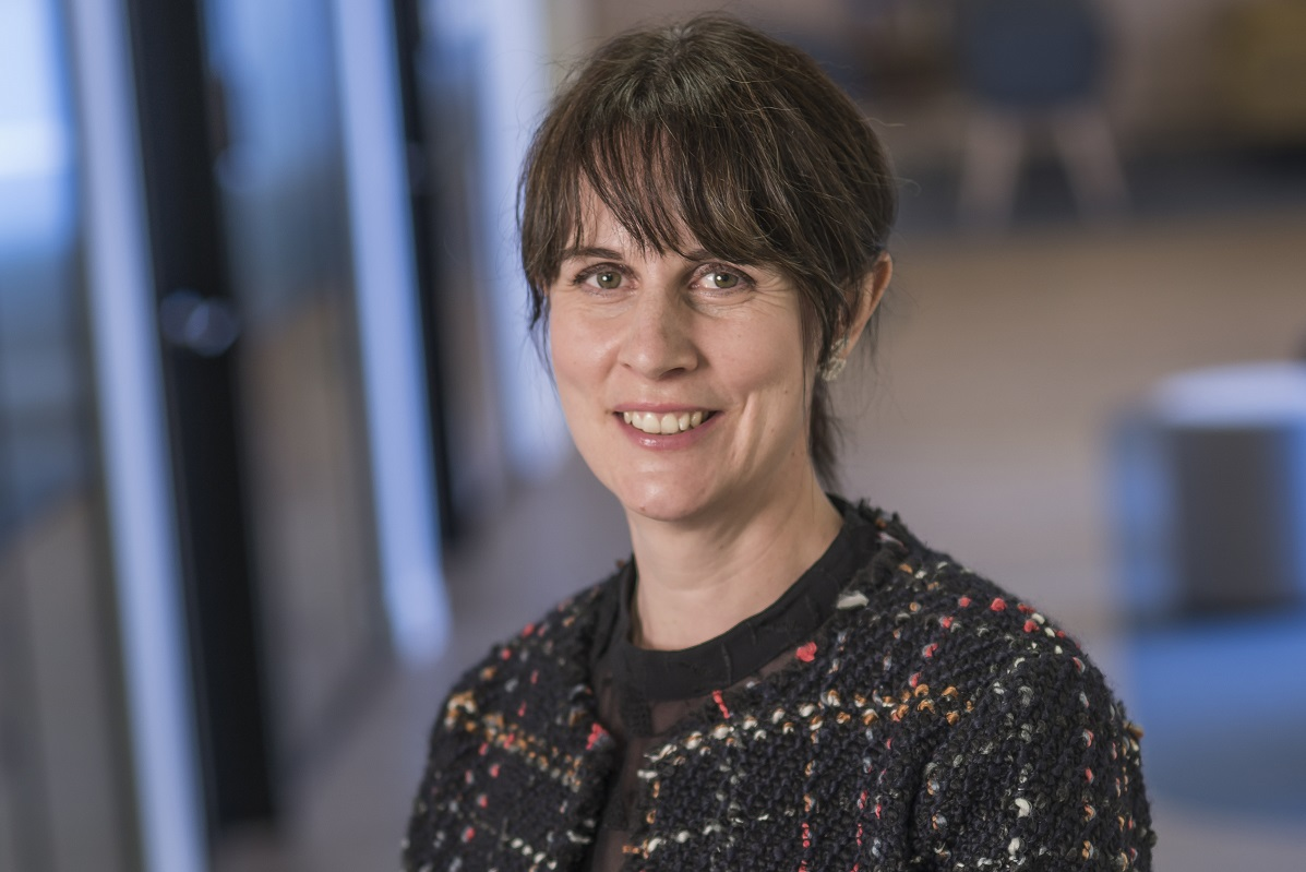 Naomi Sweeting has been appointed director of customer experience at Grand Union Housing Group (picture: Grand Union Housing Group)